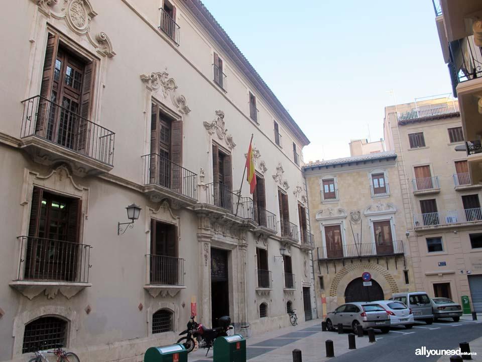 Palacio de los Fontes