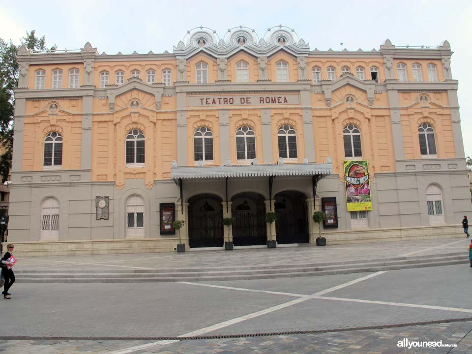 Teatro Romea. Murcia
