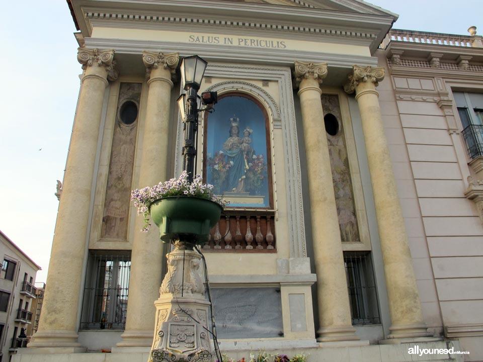 Virgen de los Peligros de Murcia