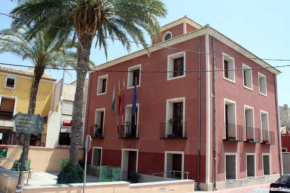 Ayuntamiento de Ojós