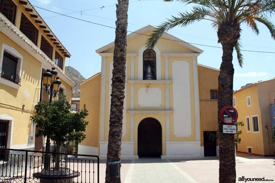 Iglesia de San Agustín in Ojós