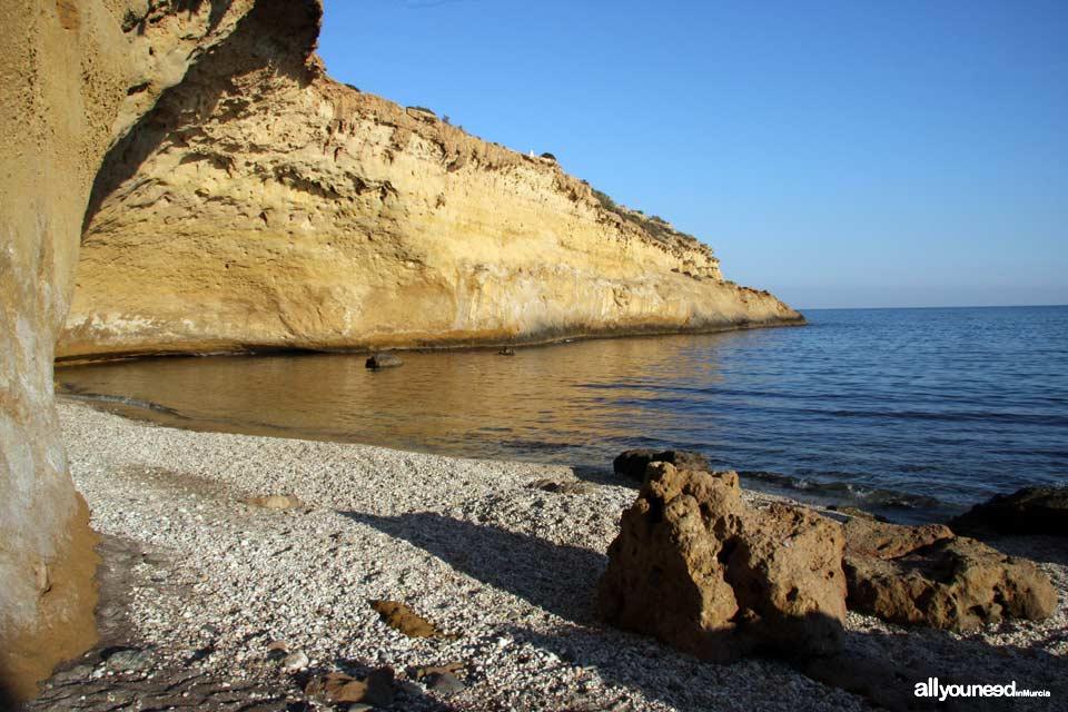 Parque Regional de Cabo Cope y Puntas de Calnegre. Cala Blanca