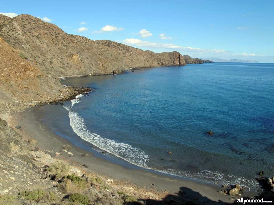 Parque Regional de Cabo Cope y Puntas de Calnegre. Cala del Ciscal