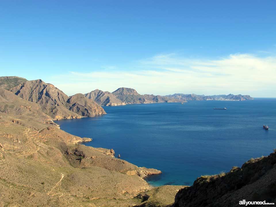 Sierra de la Muela y Cabo Tiñoso