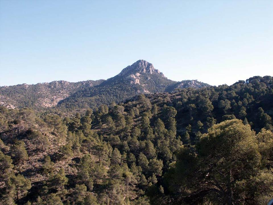Sierra de la Pila Regional Park