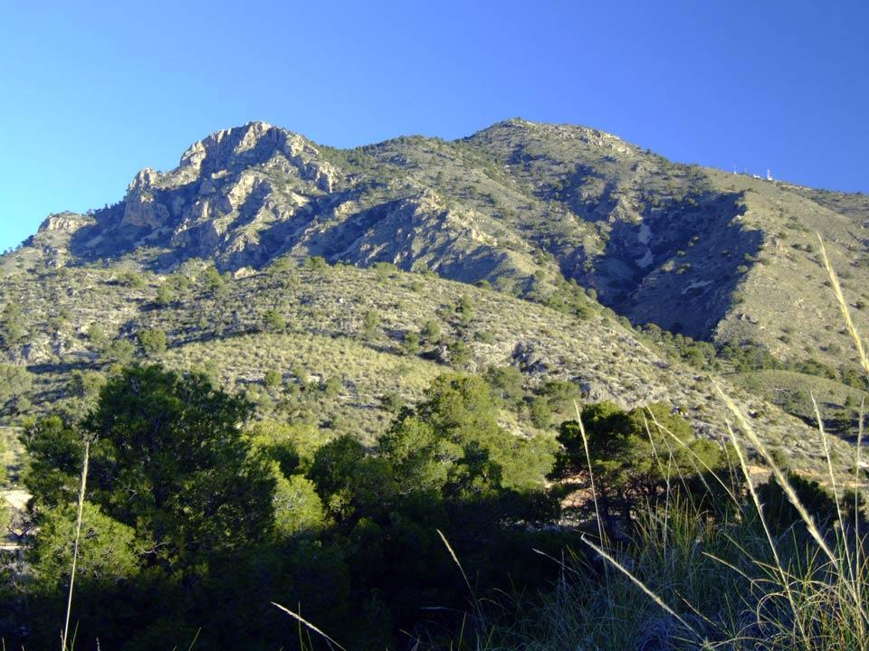 Regional Park of Sierra del Carche