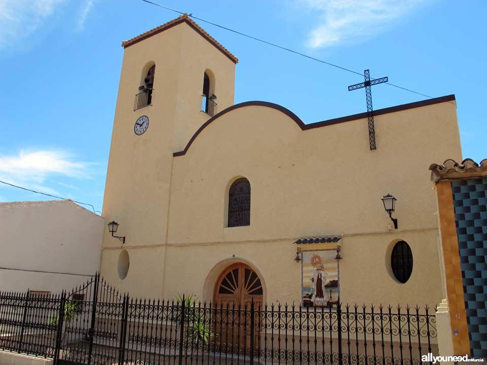 Iglesia en Portman