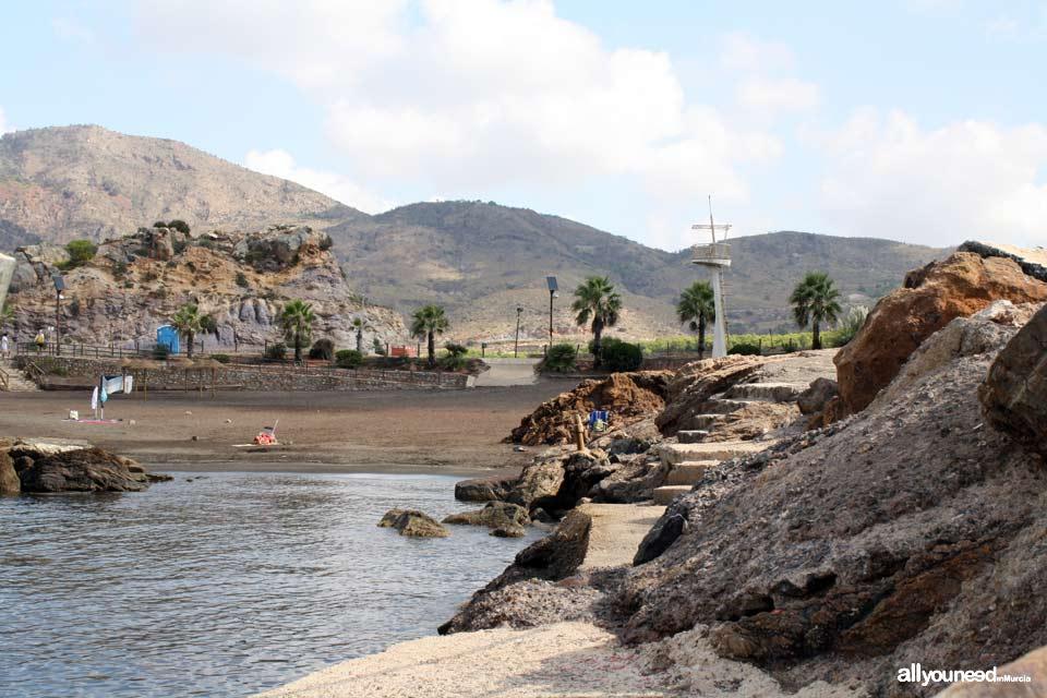 Playa del Lastre. Portman