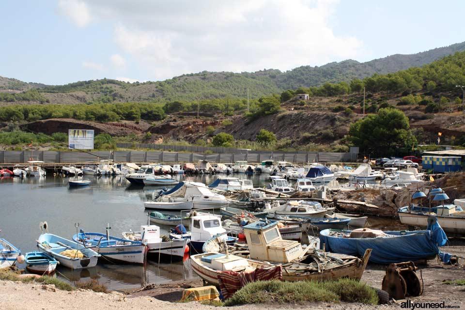 Puerto de Portmán