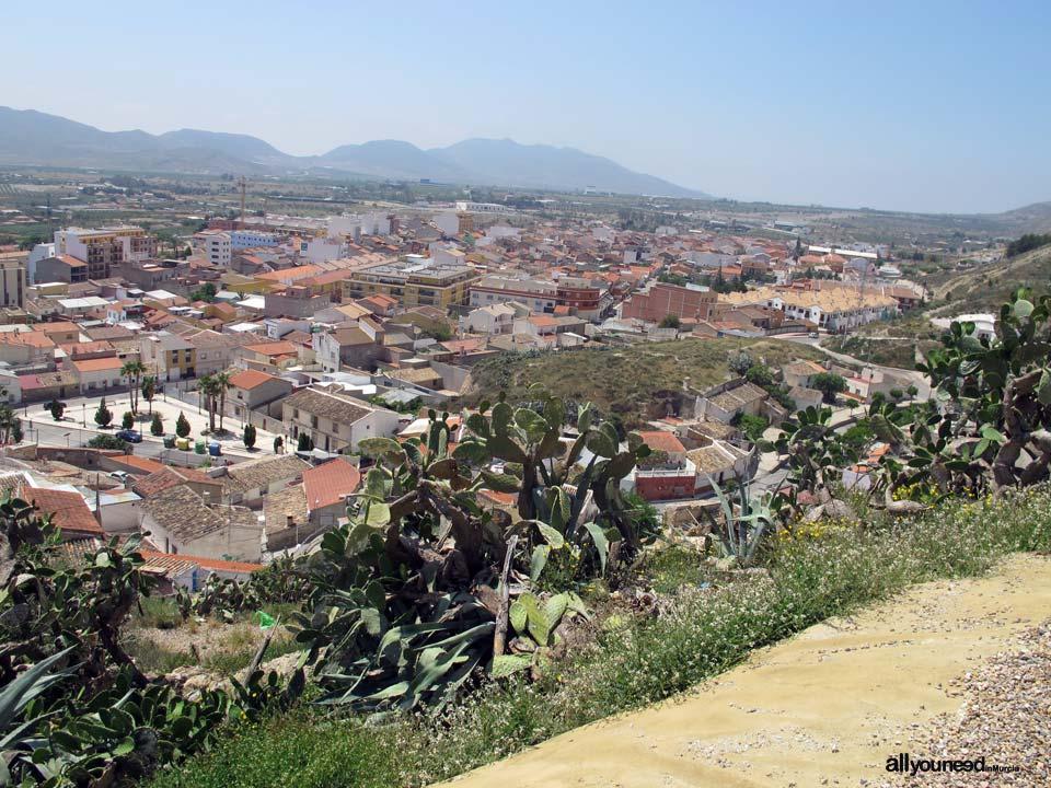 Panoramica Puerto Lumbreras