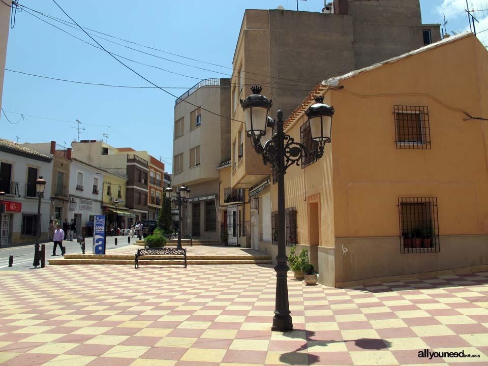 Plaza Pedro García