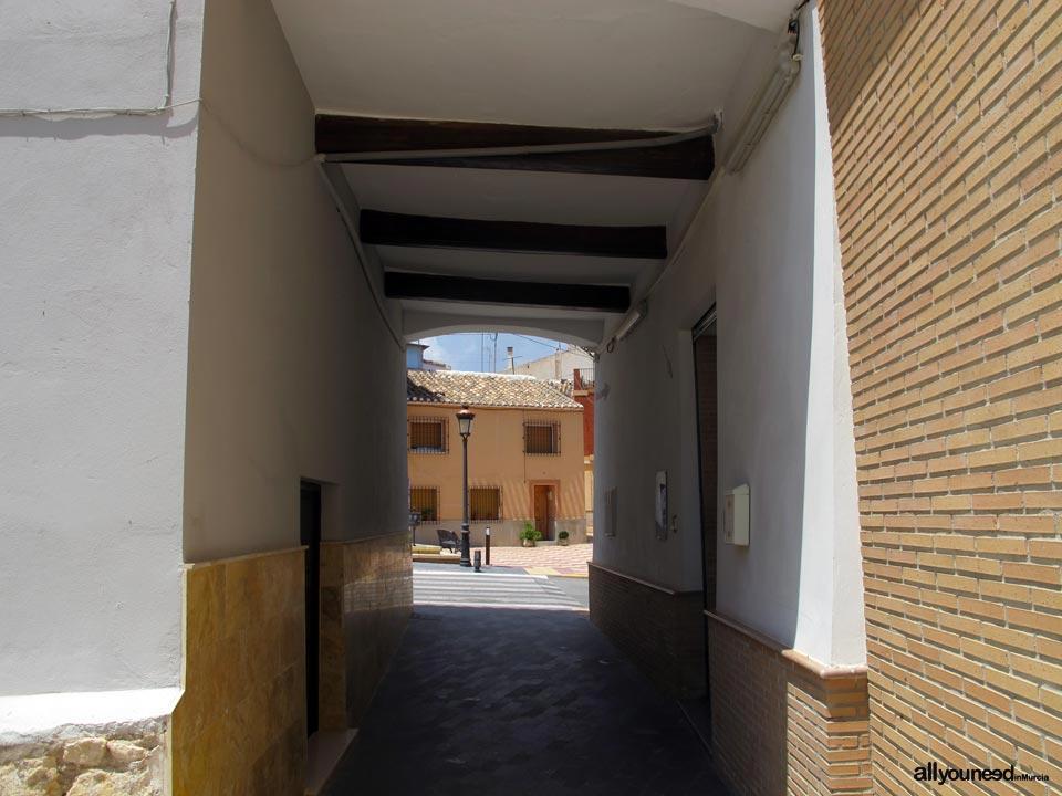 Calles y Plazas del Puerto Lumbreras