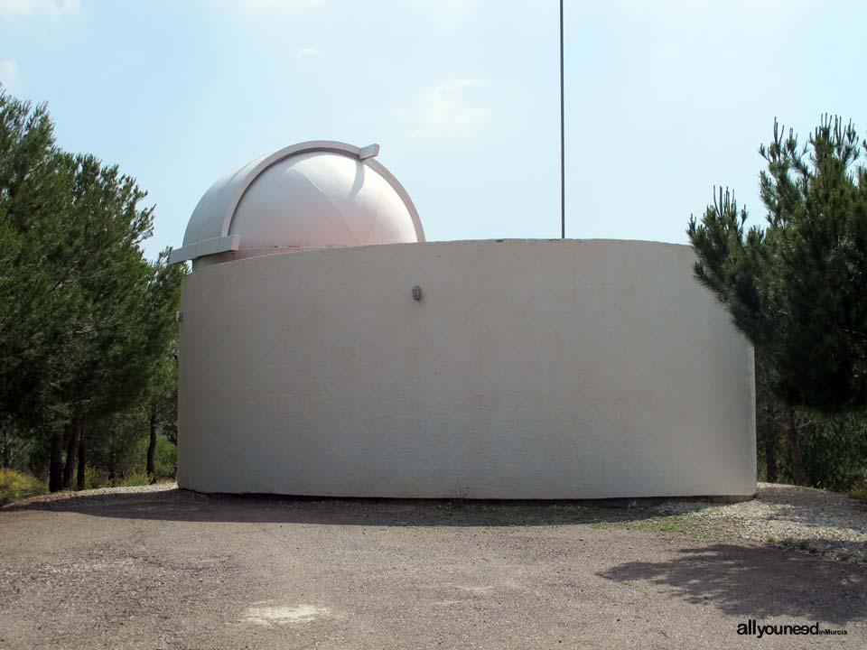 Observatorio Cabezo de la Jara