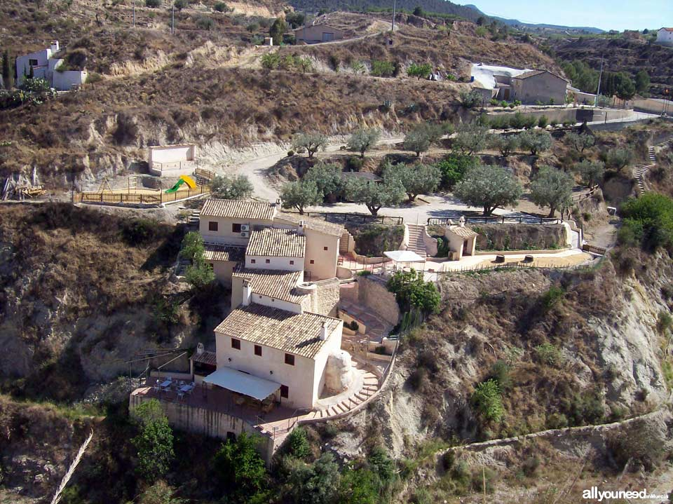 Molino La Charrara country house