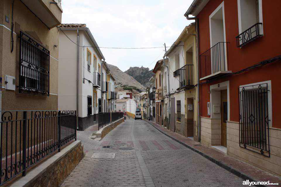 Calle de los Pasos