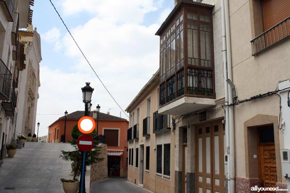 Calle Mestro Fco. Javaloyas
