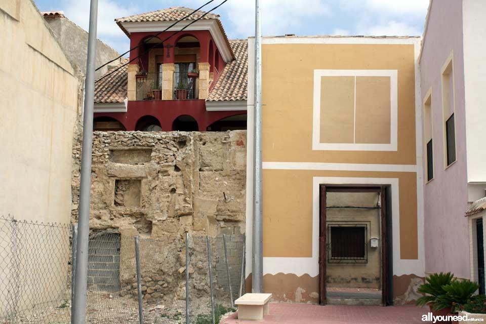 Casa Familia Hoyos en Ricote
