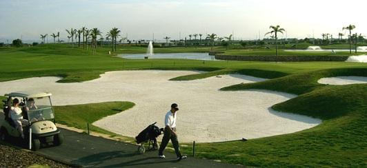 Roda Golf. Golf Course in Murcia
