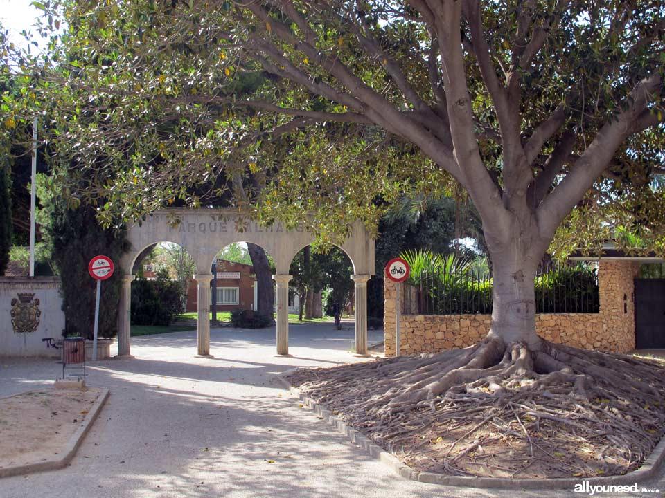 Parque Almansa