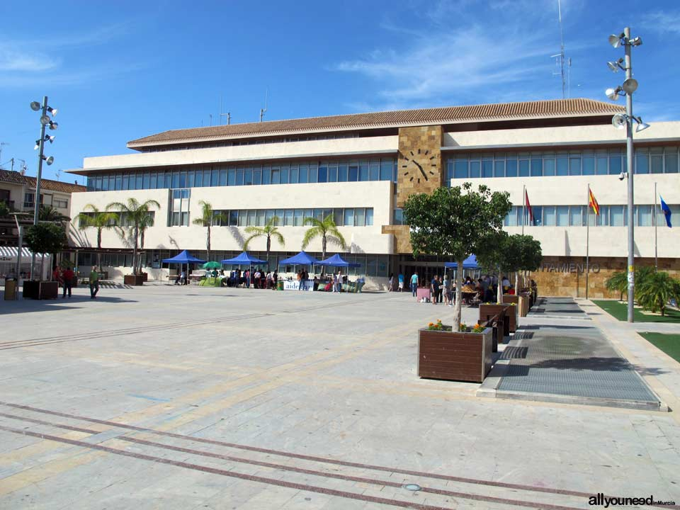 San Javier Town Hall All You Need In Murcia