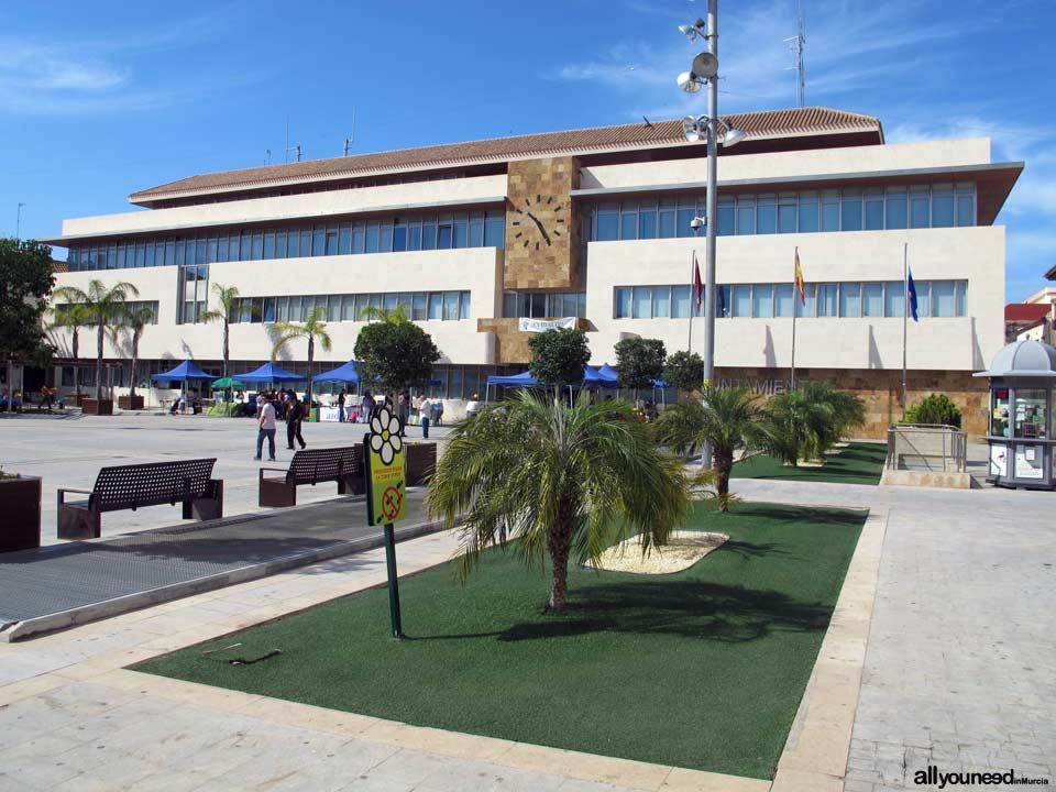 San Javier Town Hall
