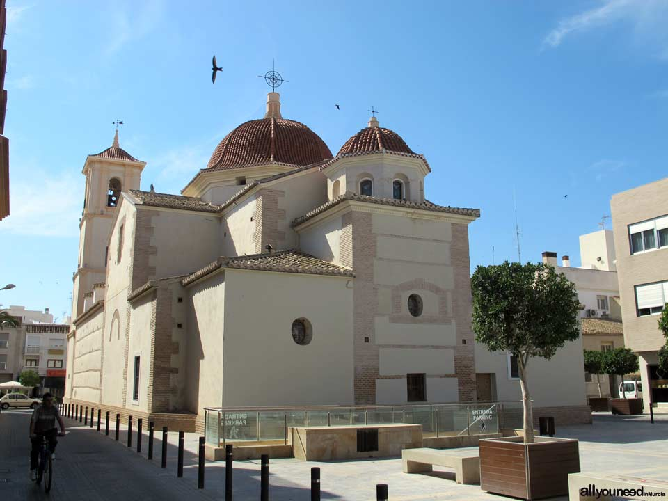 San Francisco Javier Church