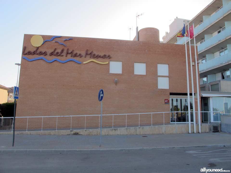 Hotel Spa Lodos del Mar Menor en San Pedro del Pinatar