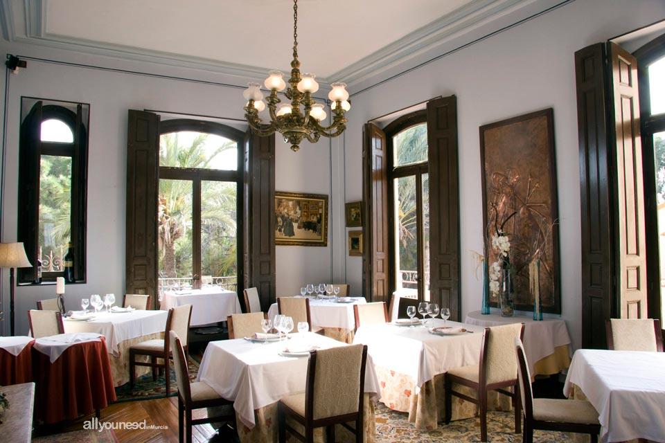 Timeless Restaurant  La Casa del Reloj in San Pedro del Pinatar