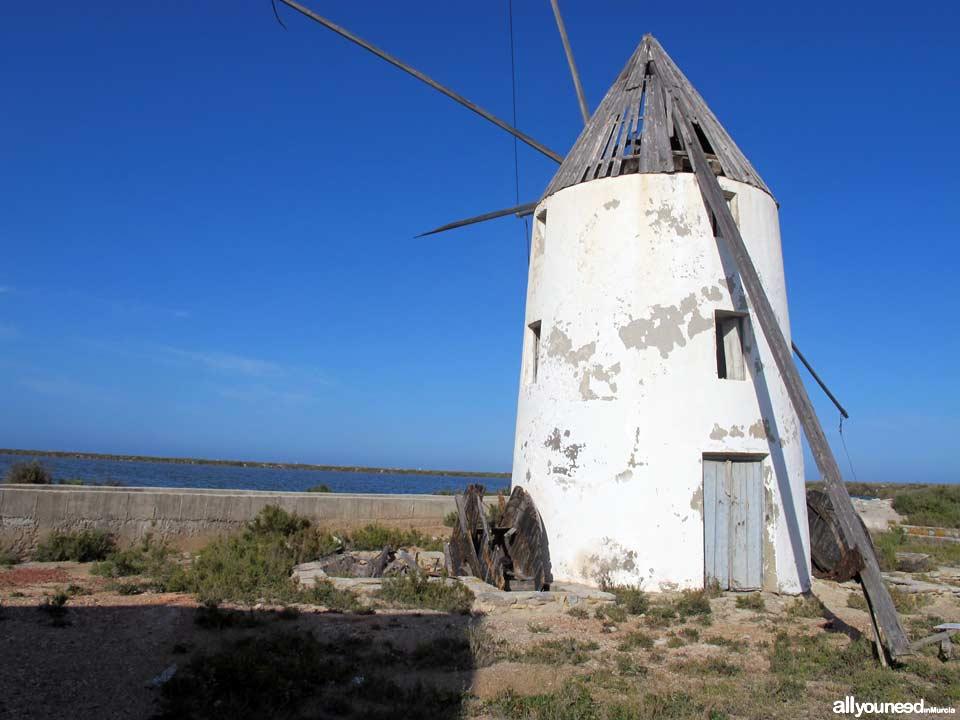 Molino de La Calcetera
