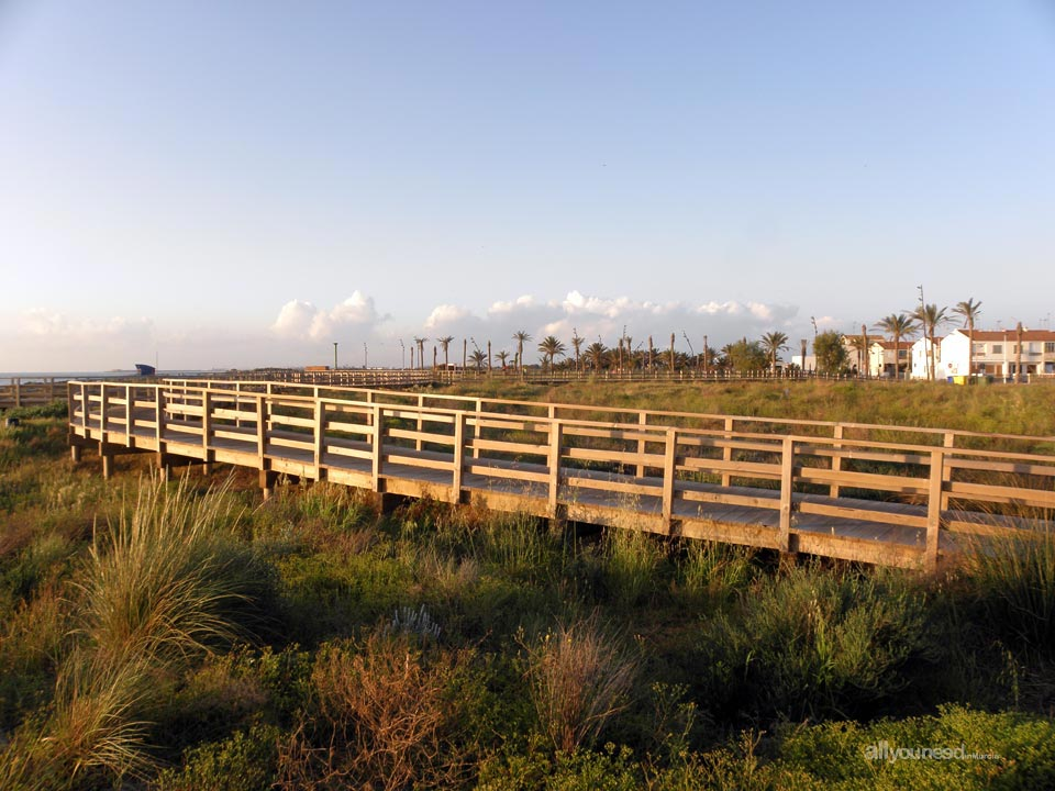 Parque Regional las Salinas de San Pedro del Pinatar