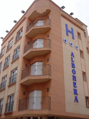Hotel Albohera en Santiago de la Ribera