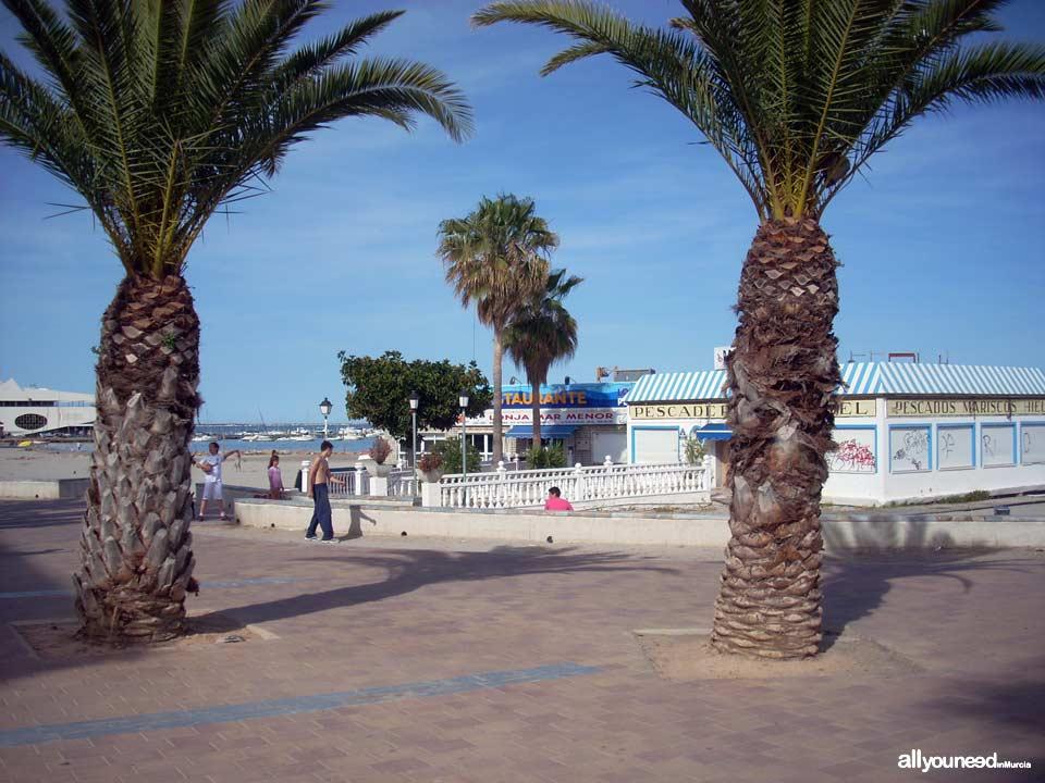 Restaurante Lonja Mar Menor