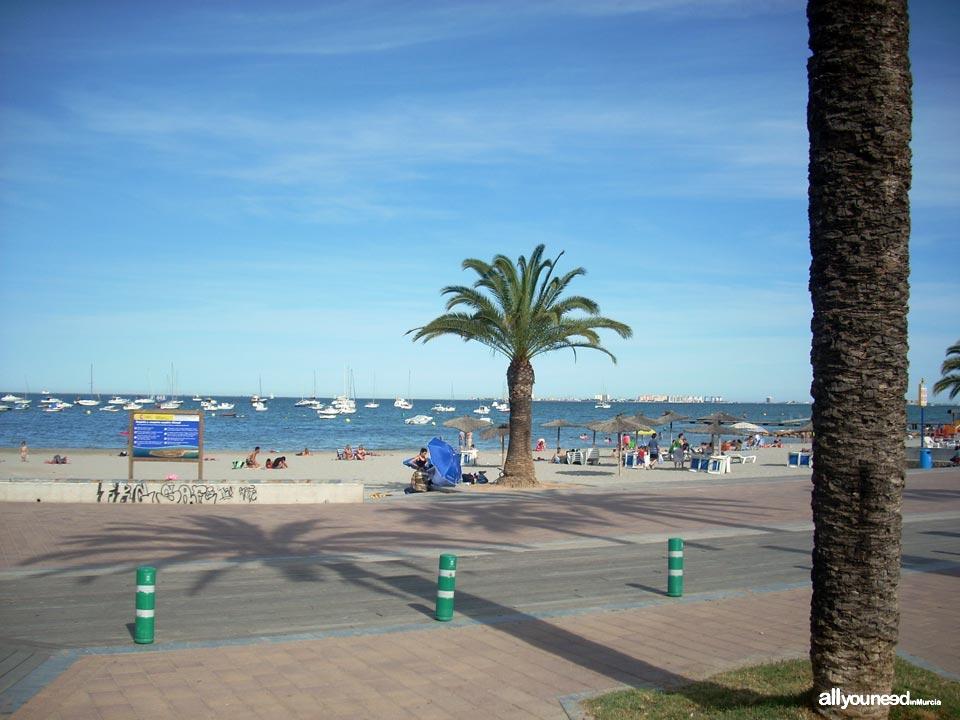 Playa de Barnuevo