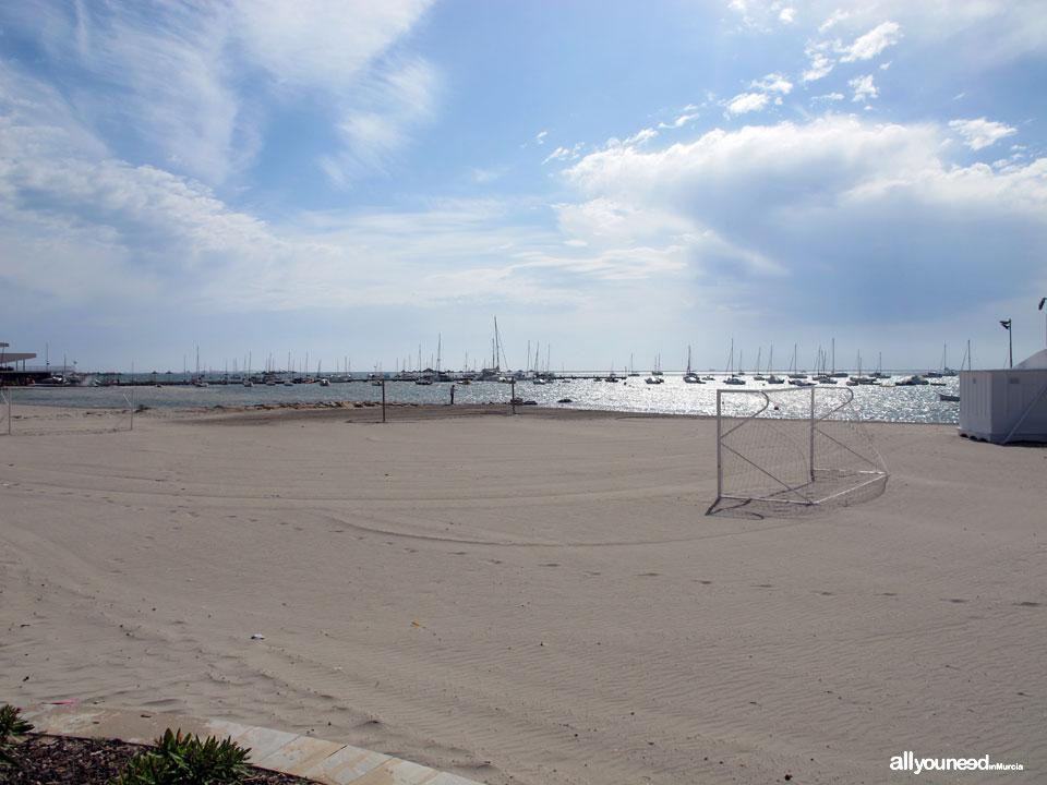 El Pescador Beach