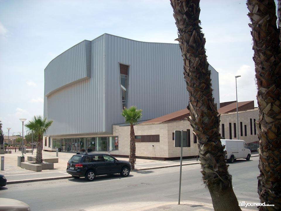 Torre Pacheco. Centro de Artes Escénicas