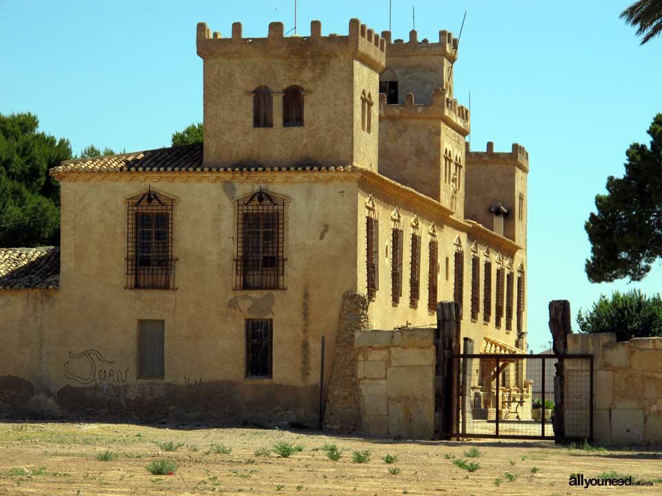 Castillo de los Vizcondes de Ros
