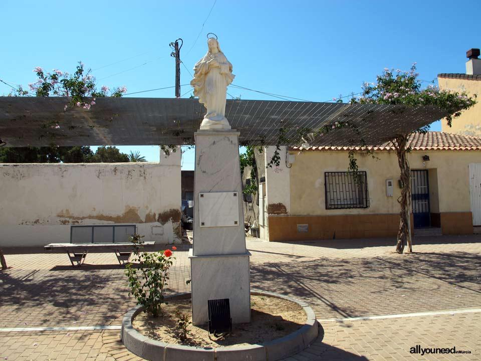 Plaza Vizconde de Ros