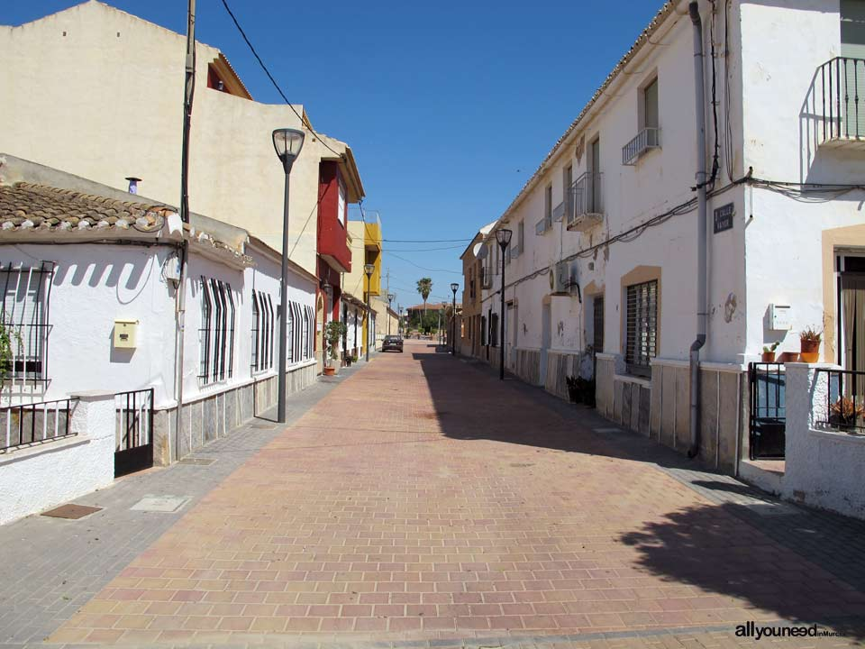 Calle Mayor de Balsicas