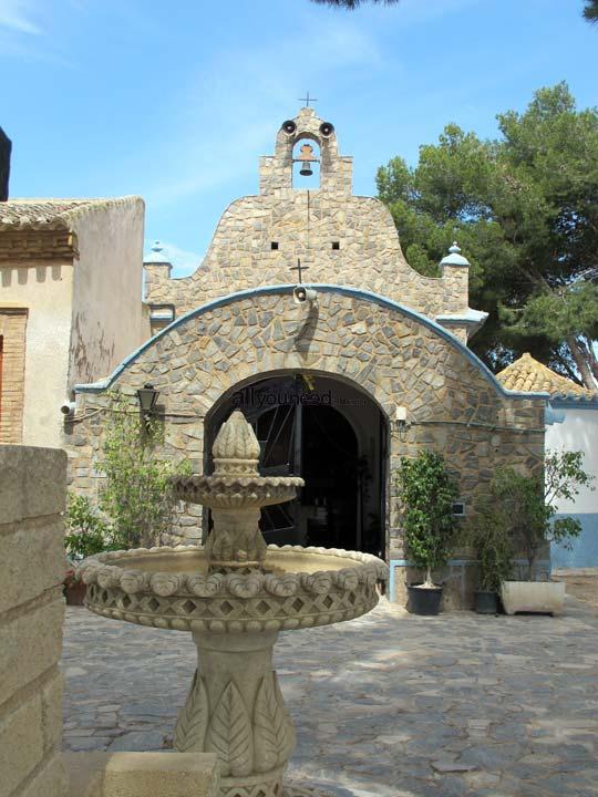 Torre Pacheco. Ermita del Pasico