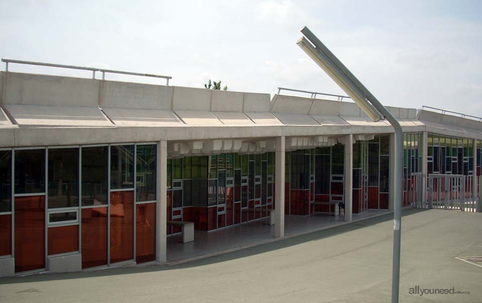 Municipal Torre Pacheco Library