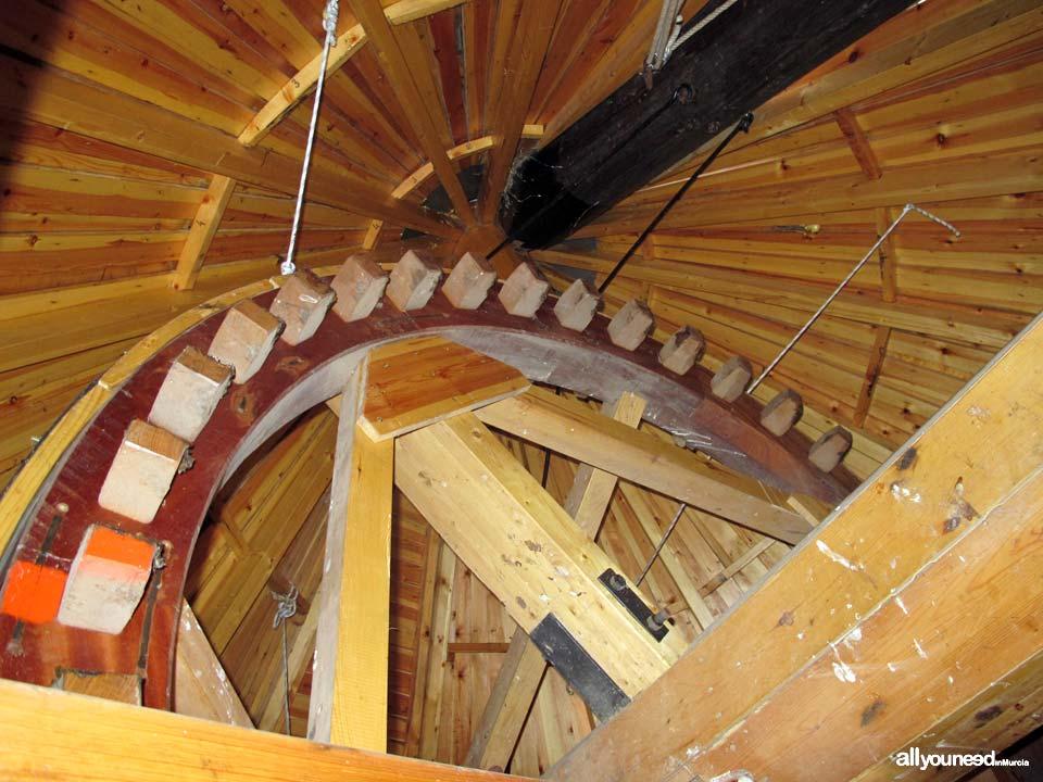 Windmills in Torre Pacheco - Molino del Pasico