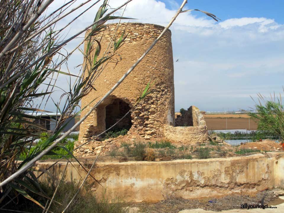 Molino de Santa Rosalia
