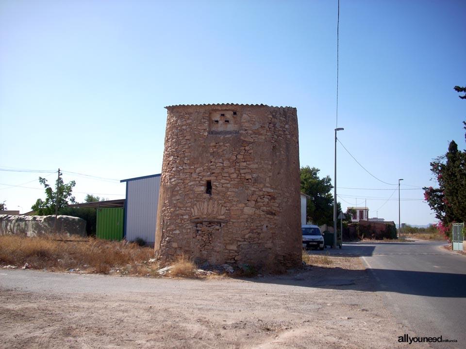 Molino de la Pedrera - Los Navarros