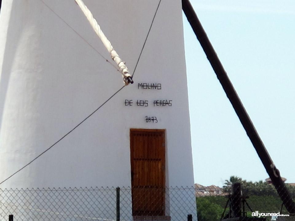 Molino de Los Pereas