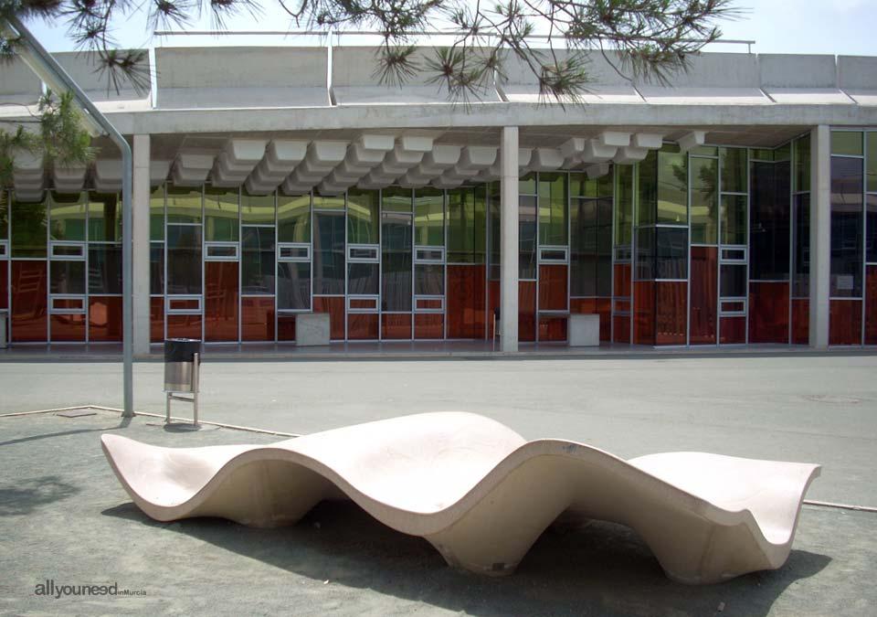 Torre Pacheco. Biblioteca Municipal
