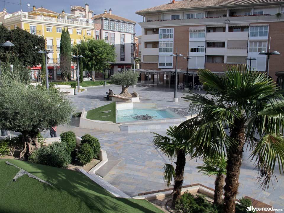 Plaza Balsa Vieja