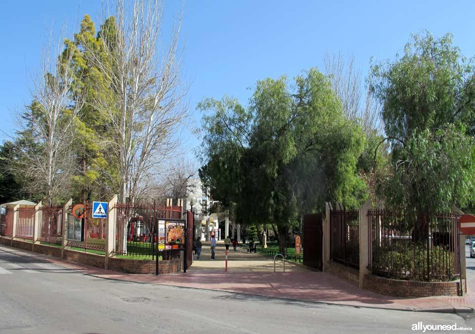 Parque municipal Marcos Ortiz