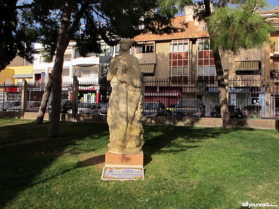 Parque municipal Marcos Ortiz. La Habanera