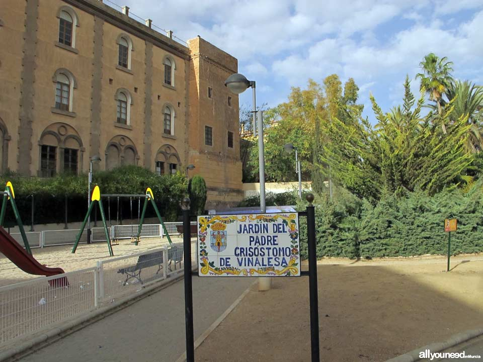 Convento de los Padres Capuchinos