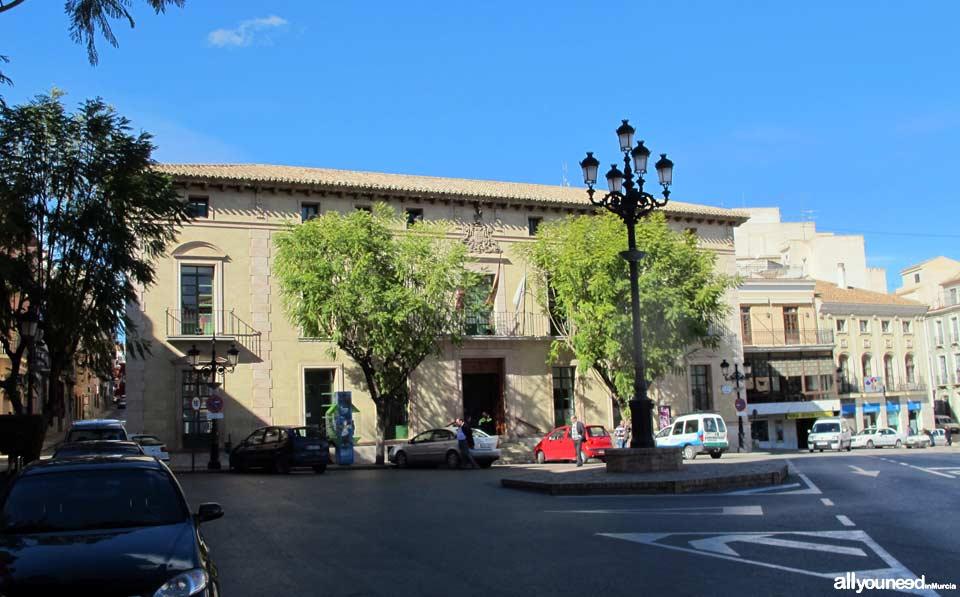 Edificio del Ayuntamiento de Totana